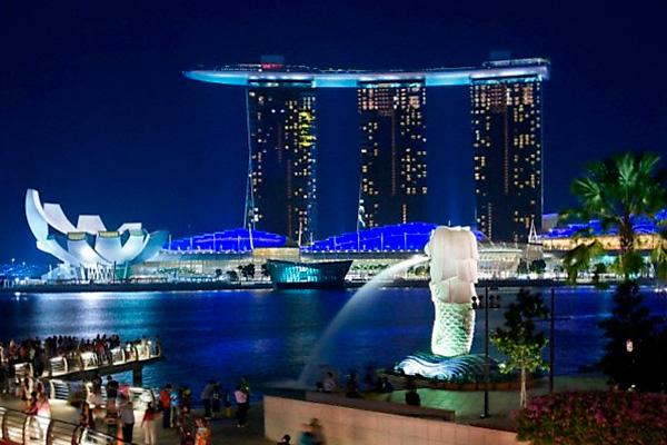 Корпоративный тур в Сингапур