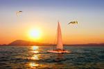 отдых на желтом море